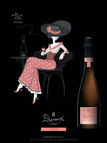 New poster of D Rosé