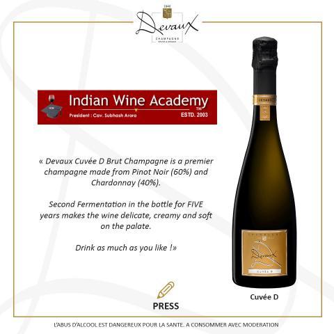 Indian Wine Academy