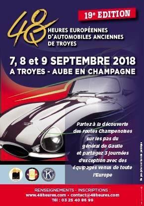 48H automobiles de Troyes