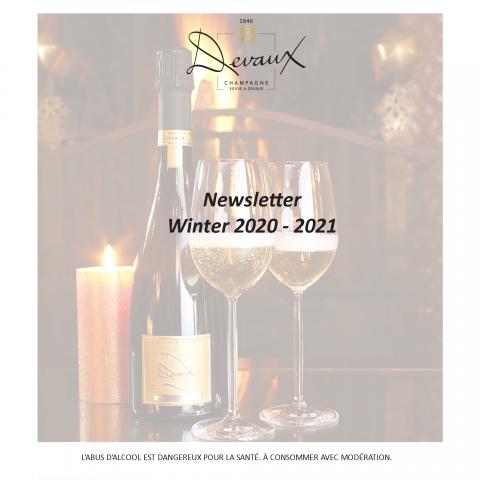 Newsletter - Winter 2020/2021