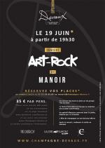 Rock concert at Devaux