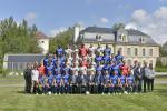 ESTAC footbal club at Devaux