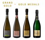 Mundus Vini GOLD medals